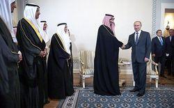 Министр обороны Саудовской Аравии предупредил Путина о последствиях Сирии