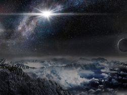 Ученые обнаружили сверхяркую звезду в созвездии Индейца