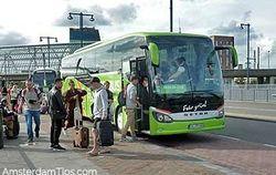 Автобусный гигант Flixbus из Германии вышел на украинский рынок перевозок