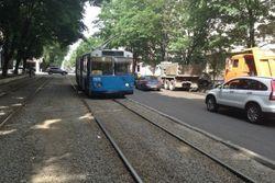 Трамваи и троллейбусы в Днепропетровске не ходят – забастовка из-за зарплат