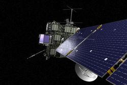 Космический зонд «Розетта» приступил к активной фазе охоты за кометой