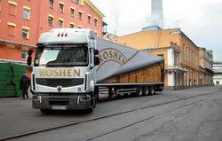 Roshen отвергает обвинения в реэкспорте продукции в Россию