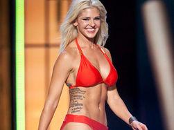 За титул «Мисс Америка» впервые поспорит девушка с татуировкой