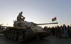 Российский спецназ высадился на границе Египта с Ливией