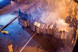 В Киеве возбудили уголовное дело за применение насилия к милиционеру