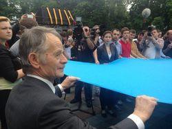 Джемилев призвал соотечественников бороться за свои права