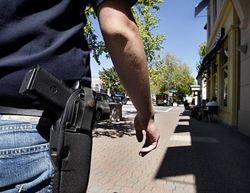 За год в США в офисах было застрелено почти 400 человек