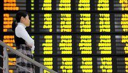 Фондовый рынок Азии провел пятницу в минусе из-за статистики из США