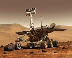 NASA удалось переформатировать память марсохода Opportunity