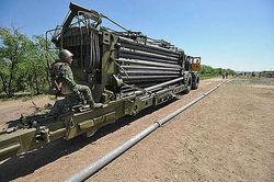 Проблемы с водой Крым будет решать с помощью трубопроводных войск армии РФ