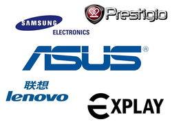 Названы самые известные бренды планшетов в марте 2015 г.