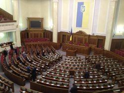 ВР приняла в первом чтении закон о госслужбе