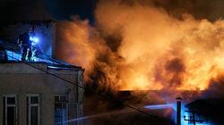Швейный цех в Москве подожгли намеренно