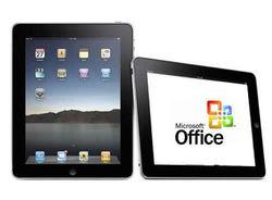 За неделю Microsoft Office для iPad скачали 12 млн раз