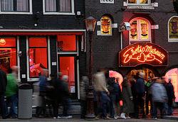 Первый в мире музей проституции открылся в Амстердаме
