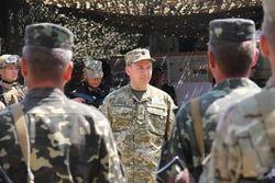 Минобороны Украины готово реформированию системы военнослужащих