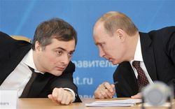 """Сурков: """"Украинцы свою революцию тоже профукали"""""""