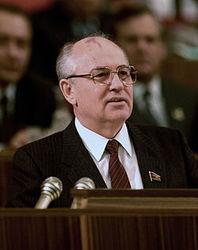 В Интернете в очередной раз похоронили Михаила Горбачева