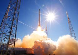 Первый частный космодром SpaceX построит в Техасе
