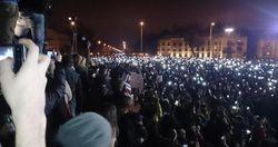 В Венгрии протестуют против налога на интернет