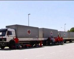 Киев отправил гуманитарную помощь в Луганск – Геращенко