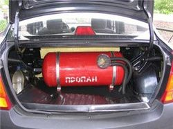 В Узбекистане начали производить газовые баллоны для автомобилей