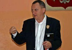 Польский профессор оскорбил бойцов АТО и заявил о любви к русским