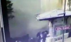 В Сети показали видео теракта и его последствий в Бурсе