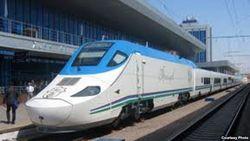 Для строительства скоростного железнодорожного пути сносят дома в Узбекистане
