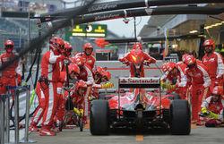 Опубликовано видео аварии известного гонщика «Формулы-1» Сайнса