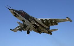 Армия Асада продвигается вперед благодаря бомбардировкам российской армии