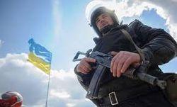 Над освобожденными городами реет флаг Украины