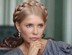 Тимошенко рассказала Le Mond о Востоке Украины и президентских выборах