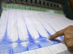 В Центральной Азии произошло землетрясение