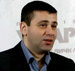 Главу Киевской облорганизации УДАР объявили нон-грата в РФ