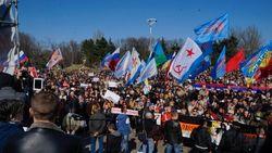 В Одессе участники двух митингов выясняли отношения на кулаках
