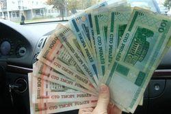 Курс белорусского рубля на Форексе вновь снизился к доллару