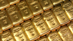 Золото не демонстрирует предпосылок к сильному росту - трейдеры