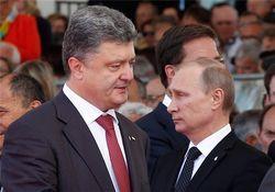 Есть ли тайные договоренности между Путиным и Порошенко?