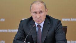 Владимир Путин прилетел в затопленную Амурскую область