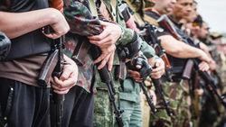 Боевики стрельбой разгоняют митинги недовольных жителей Донбасса