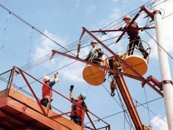 Узбекистан электрифицирует железные дороги на юге страны