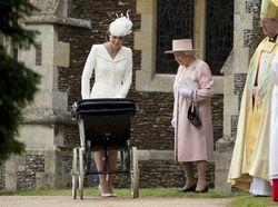 Крещение принцессы Шарлотты провели в графстве Норфолк