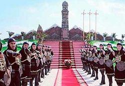 Резонанс: в Чечне отрыли памятник убивавшим русских женщинам