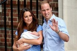 За принцем Джорджем присмотрит няня, когда-то вырастившая его отца Уильяма