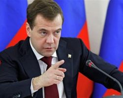Медведев: санкции не продлятся бесконечно, а Европа заплатит
