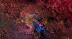 Невероятные пейзажи Весты от космического аппарата Dawn