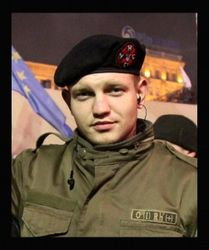 Помощь семье убитого на Майдане М. Жизневского присылают со всего мира