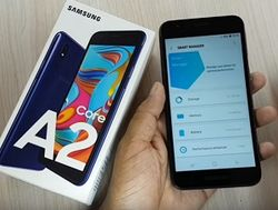 Samsung выводит на рынок Galaxy A2 Core за 75 долл