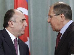 Лавров обсуждает вопрос Нагорного Карабаха в Баку